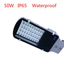 Best Promotion High Power 50W LED Street Light IP65 AC85-265V Outdoor Graden Park Road Lamp(China (Mainland))