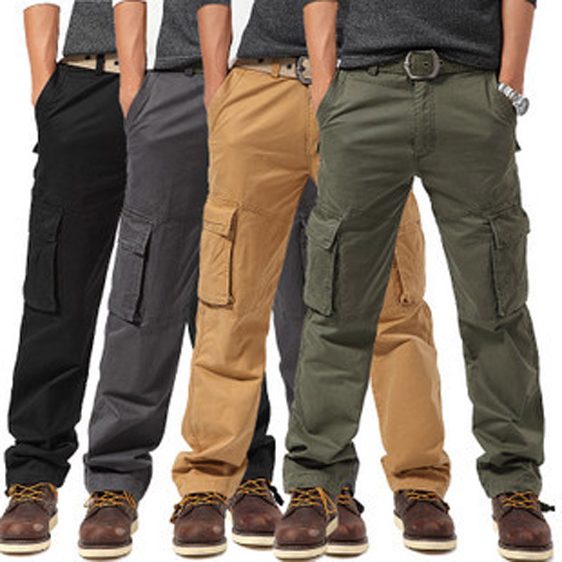 Big Men S Cargo Pants - ExtraVital Fasion