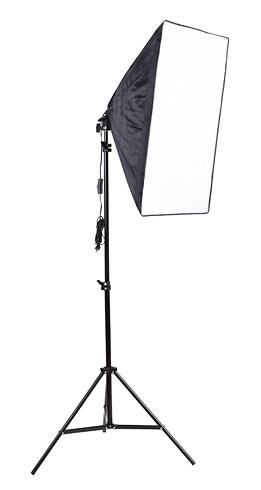 Professional Portable 50cm x 70cm Photo Studio softbox with Studio Photography 200cm light stand kit PSK15