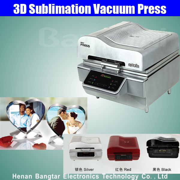 Table Top Mini Small Size Portable Heat Transfer Vacuum 3d Sublimation Press for Sale 86-13598801407(China (Mainland))