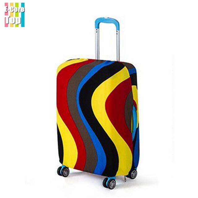Бесплатная доставка путешествия багаж чемодан защитный чехол относятся к 18 ~ 30 ...