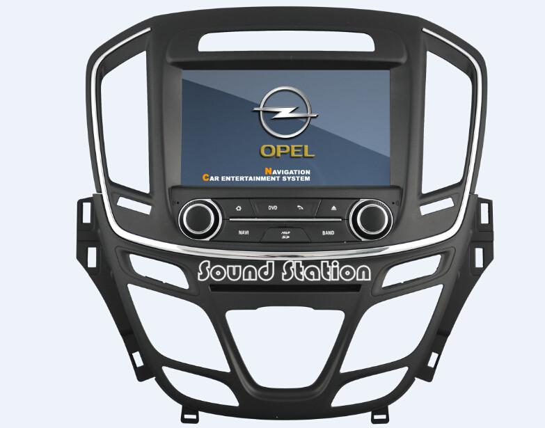 For Opel Insignia 2014 2015 Car CD DVD GPS Navigation Media Center Radio Video Central Multimedia Multimidia Autoradio Head Unit(China (Mainland))