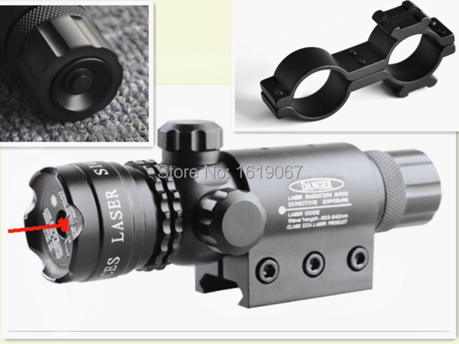 Лазер для охоты Red Laser Sight 2015s /5mw 5mw Tactical Hunting Scopes Red Laser Sight
