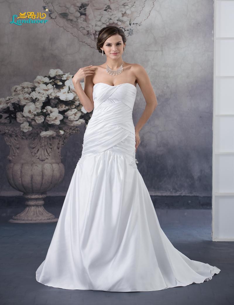 Vestidos De Novia Real Photos Sheath Criss Cross Wedding Dresses 2016 Elegant