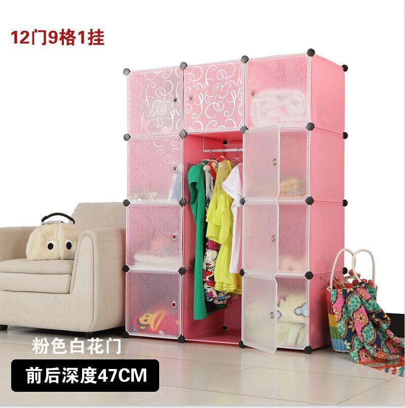 popular portable design clothes wardrobes bedroom wardrobe furniture(China (Mainland))