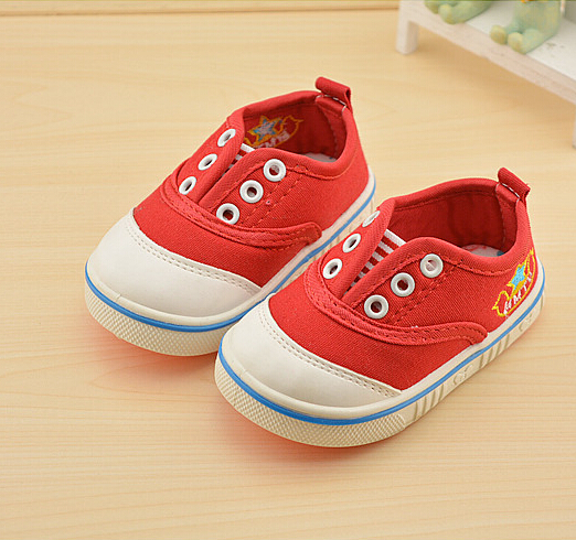 Hot sale baby shoes girls boys shoes comfortable canvas toddler shoes boys loafers girls breathbale baby boy shoes infant(China (Mainland))