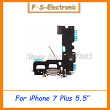 Buy 10pcs/lot New Charging Port Flex Cable iPhone 7 pLus 5.5'' USB Dock Connector Charger Mic Flex Cable iphone 7p for $40.16 in AliExpress store