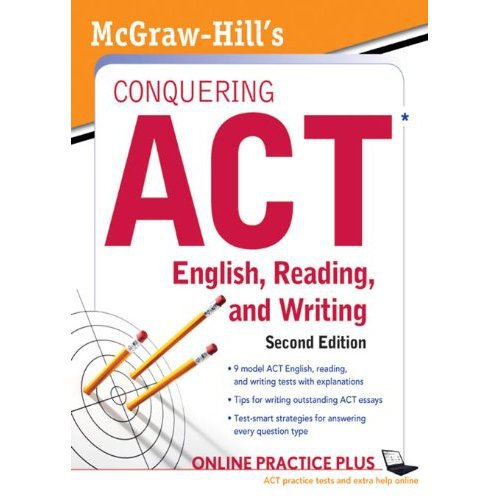 McGraw-Hill's Conquering ACT English Reading and Writing, 2(China (Mainland))