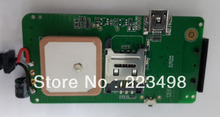 Vehicle Car GPS Tracker  GT02A BOARD 4 BAND Frequency free shipping(China (Mainland))