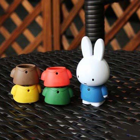4Gb Sports Running Cartoon Cute Mini Cartoon Rabbit MP3 Music Player With 5 Color Jackets Gift For MP 3 4 G 4G Free shipping(China (Mainland))
