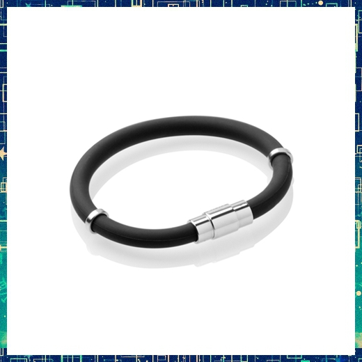 Noproblem SB90094 germanium titanium luxury fitness smart fashion energy negative ion elastic bracelet(China (Mainland))