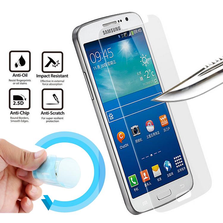 Nano Screen Protector Film for Samsung Galaxy S3 S4 S5 Mini Note 3 NEO Core 2 Grand Prime Alpha Win Duos Trend No Tempered Glass(China (Mainland))