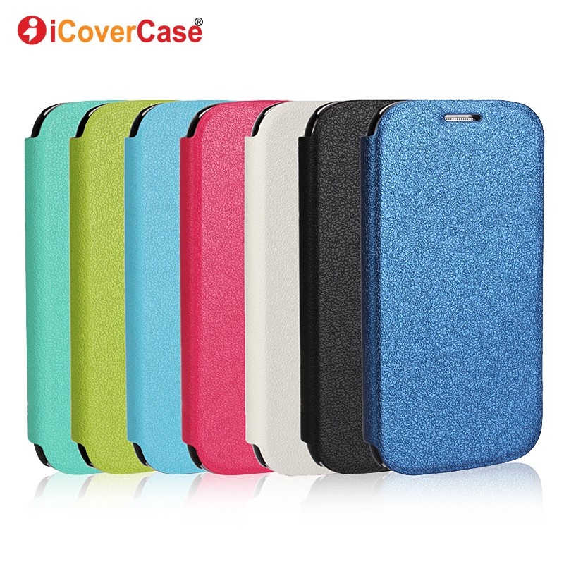 Cover for Samsung Galaxy Ace 4 G357 Coque Capa Fundas Ace4 G357FZ Shell Flip PU Leather Case Ace Style LTE G357 Carcasas Hoesjes(China (Mainland))