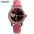 TIME100 Ladies 12 Constellation Virgo Automatic Self winding Mechanical Wrist Watch Relogio Diamond Women Watches Reloj