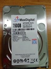 Brand New 2.5inch HDD 750GB 5400Rpm 8M Buff SATA Internal Hard Disk Drive For Laptop Notebook MaxDigital/MD750GB SATA 2.5inch(China (Mainland))
