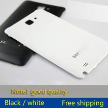 Original OEM White&black Housing Cover Case Battery Back housing Cover Case for Samsung Galaxy NOTE1 N7000 i9220