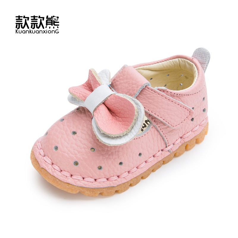 Children Shoes Spring Girls PU Leather Shoes Bowknot Girls Princess Dance Shoes Casual Baby Kids Leather Shoes(China (Mainland))