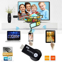 Hot New 1pc EasyCast Ota Wifi Display HDMI 1080P TV Dongle Receiver Fits Smartphone Laptop TV