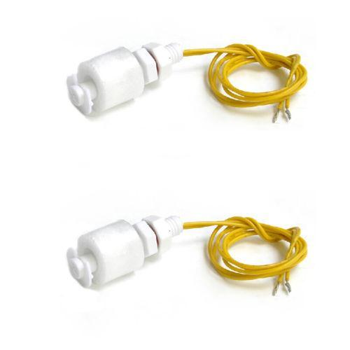 1 pcs Water Level Switch Liquid Level Sensor Liquid Plastic Ball Float Better US23 Free Shipping(China (Mainland))