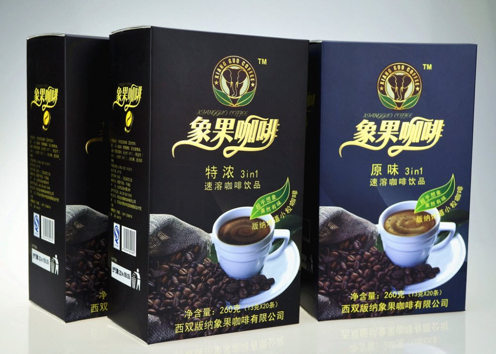 Yunnan specialty resemblance little grain of coffee like coffee instant coffee triad instant coffee 260 g