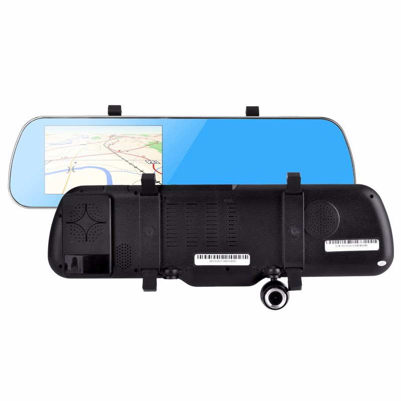 5 inch Car gps navigation Bluetooth Navigator Android Video Navigation Radar Detector with DVR GPS 8G Europe/Navitel satnav