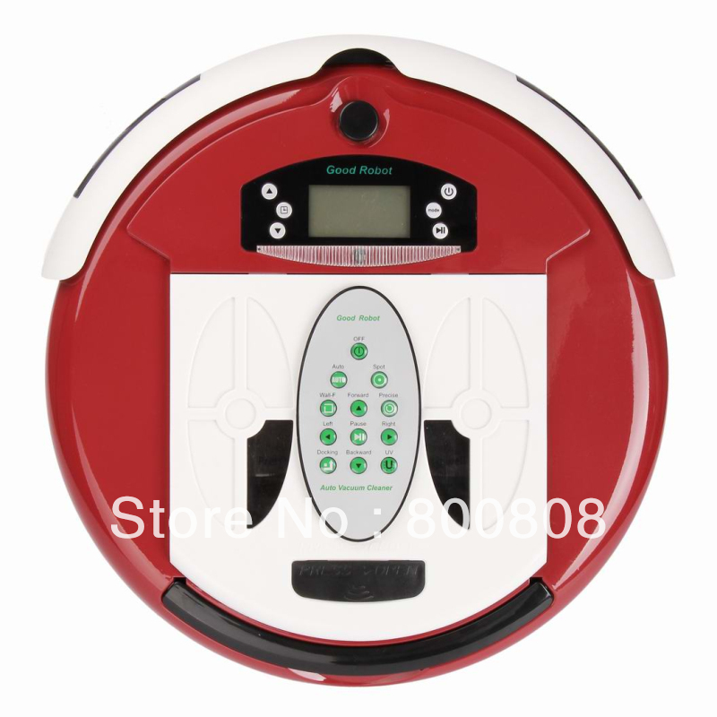 (Free to Russia ) 4 In 1 Multifunction Robot Vacuum Cleaner (Clean,Sterilize,Mop,Flavor),Virtual Wall,Self Charge(China (Mainland))