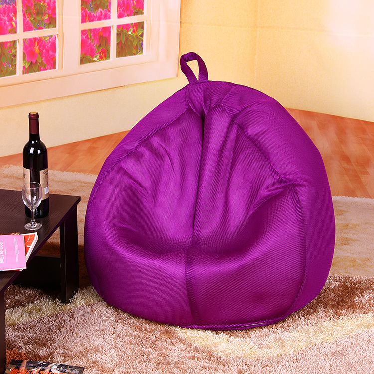 FREE SHIPPING 60*90CM Net Water Drop Beanbag Chair sofas set living room furniture Cover without filling()