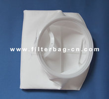 "Polypropylene PP material 25 micron filter bag,size 1,  D7"" * L17"", 5pcs/lot, free shipping(China (Mainland))"