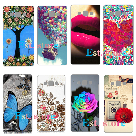2015 new arrival Latest hard cover UV print phone case for samsung galaxy A7 A7000 fashion unique emboss hot item(China (Mainland))
