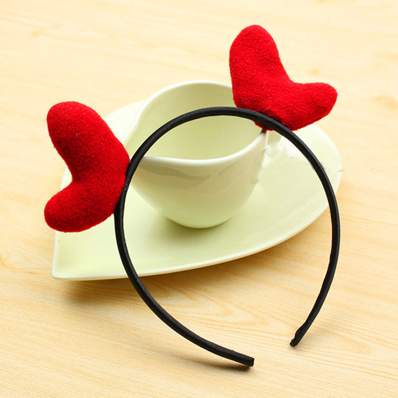 Novelty Children Adult Reindeer Antlers Horn Headband Hair Band Hen Party Xmas Accessories(China (Mainland))