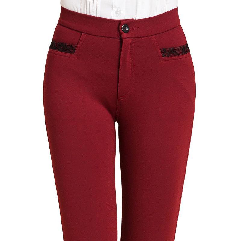 Luxury Women Formal Skinny Pant Work Trousers View Formal Skinny Pants