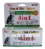 Harley Baby Nylon Eliminating Flea Cat Collars Healthy Cat Collars 100PCS/LOT