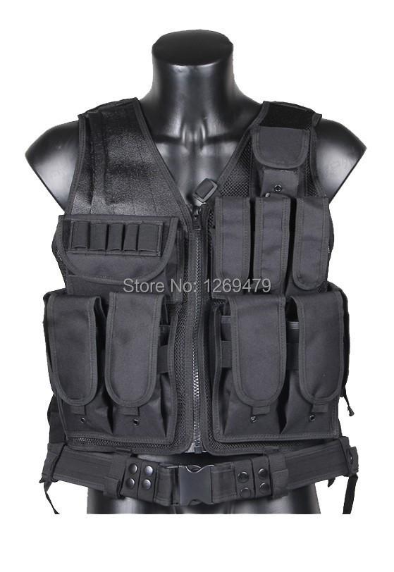 Здесь можно купить  Free Shipping Tactical vest large ver5 outdoor Military CS Vest, TOP quality Army Vest  Одежда и аксессуары