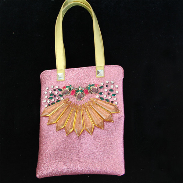 2015 New Fashion Luxury Crystal Women Handbag Brand Banquet Evening Bag Embellished Glitter Day Clutch Messenger bag Party - Elegantly Jewelry Store store