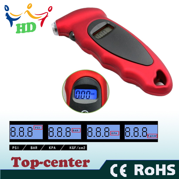 Free shipping Tyre Pressure guage Tire Gauges, Car Digital LCD Tire Air Pressure Gauge,Car Tools Digital Tire Air Pressure Gauge(China (Mainland))