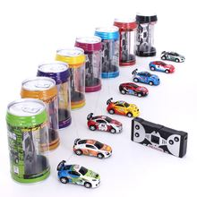 Electronic New Toy Quality Can Coke Remote Control Mini Speed RC Micro Racing Car Toy Vehicles Xmas Gift Hot Sale(China (Mainland))