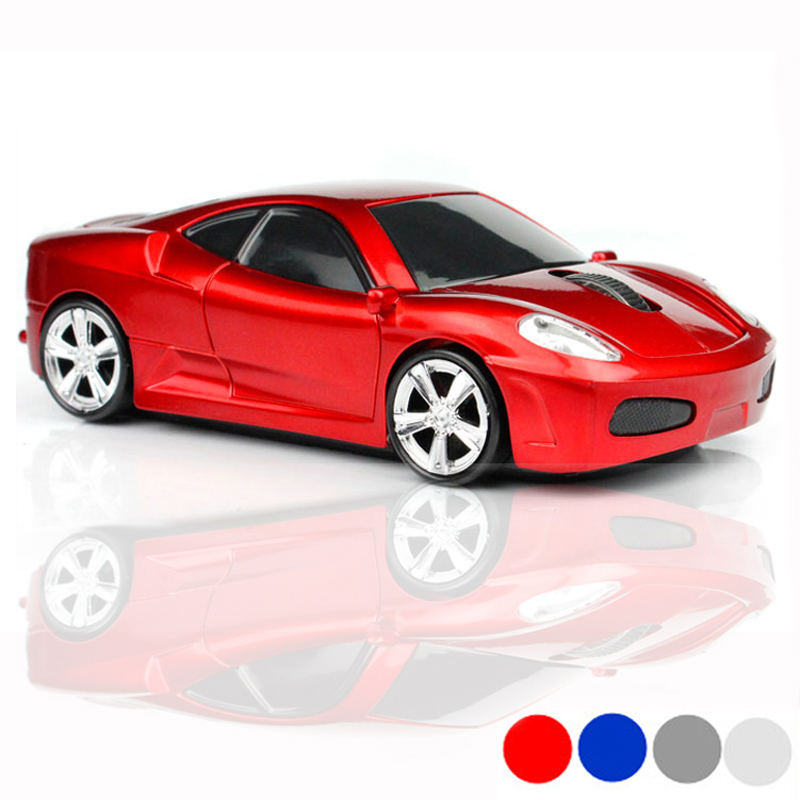 computer mouse sports car shape wireless mouse 1600 dpi. Black Bedroom Furniture Sets. Home Design Ideas
