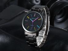 Zegarek GIMTO Damsko-Męski kolorowe wskazówki
