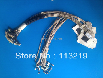 Wholesale price free Shipping laptop lcd cable for acer aspire 5741 5742 5552 5252 5736 5551 NV59 NV53 P/N:DC020010L10