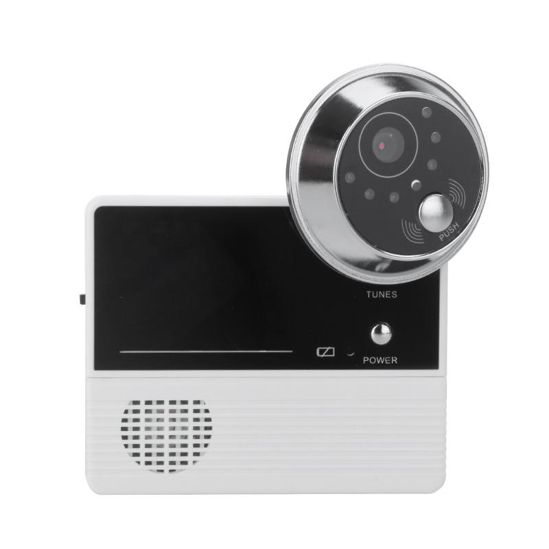 Quot tft doorbell security camera electronic digital