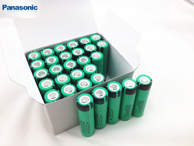 100pcs/lot New Original 18650 battery NCR18650A 3100mah Rechargeable Li-ion battery Free shipping<br><br>Aliexpress