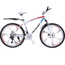 Buy Altruism Q1 21 Speed Mountain Bike Bicycle Steel Double Mechanical Disc Braking Bikes 26 inch MTB Road Racing Bicycle for $250.73 in AliExpress store