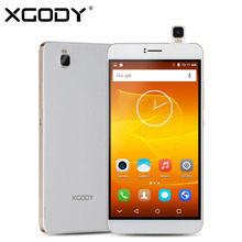 XGODY Y11 6.0 inch Smartphone Android 5.1 3G Unlocked MTK6580 Quad Core 1GB RAM 8GB ROM 8.0MP Dual SIM GPS WiFi Mobile Phones(China (Mainland))