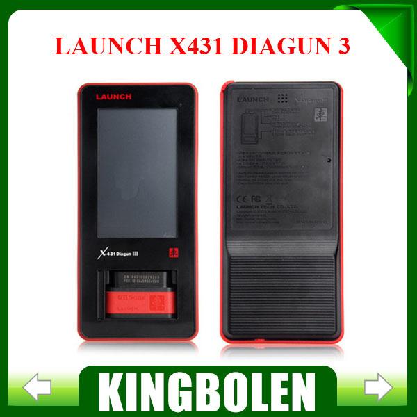 New Arrival Launch X431 Diagun III Update Via Launch Offical Website X-431 Diagun 3(China (Mainland))