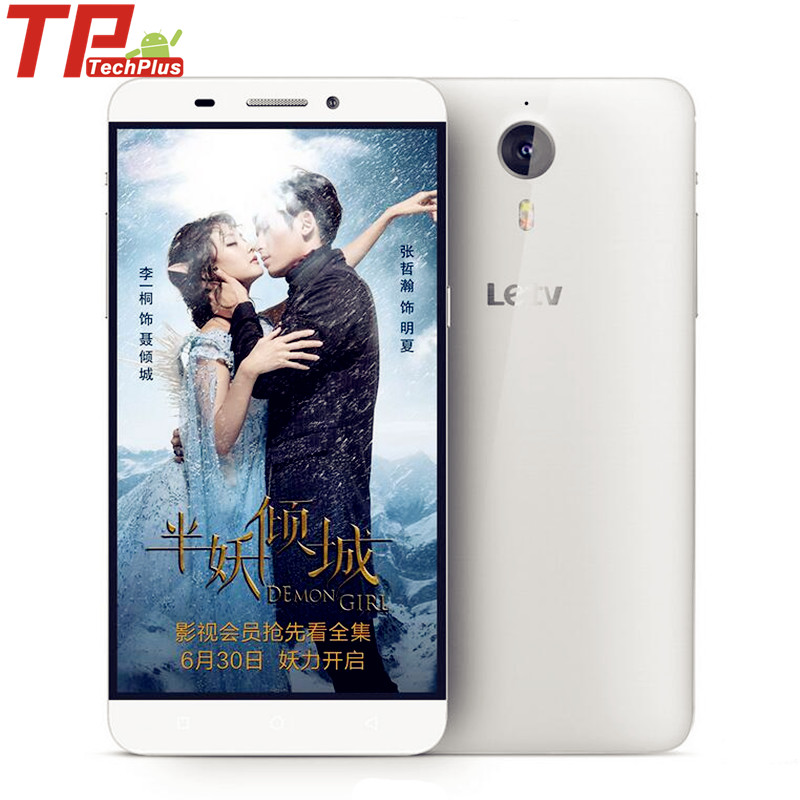 FAST SHIP LeEco LETV ONE Le 1 X600 X608 5.5 inch MobiIe Phone Octa Core 3GB RAM Helio X10 MTK6795 Dual SIM Android 13MP(China (Mainland))