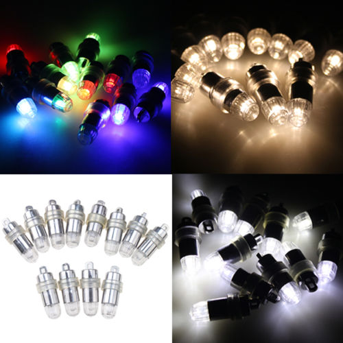 Waterproof LED Light Paper Lantern Balloon Floral for Wedding Party Decoration , 10 COLORS FOR U PICK(China (Mainland))