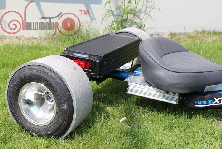 48V 1500W Electric Drifting Trike