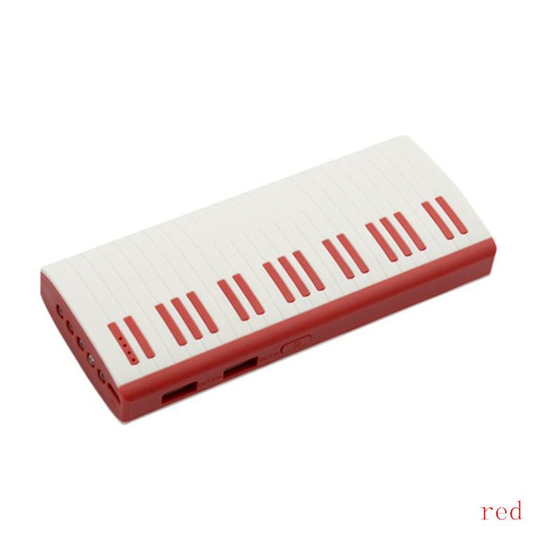 Power Bank 12000mAh Keyboard Digital Piano External Battery Charger(China (Mainland))