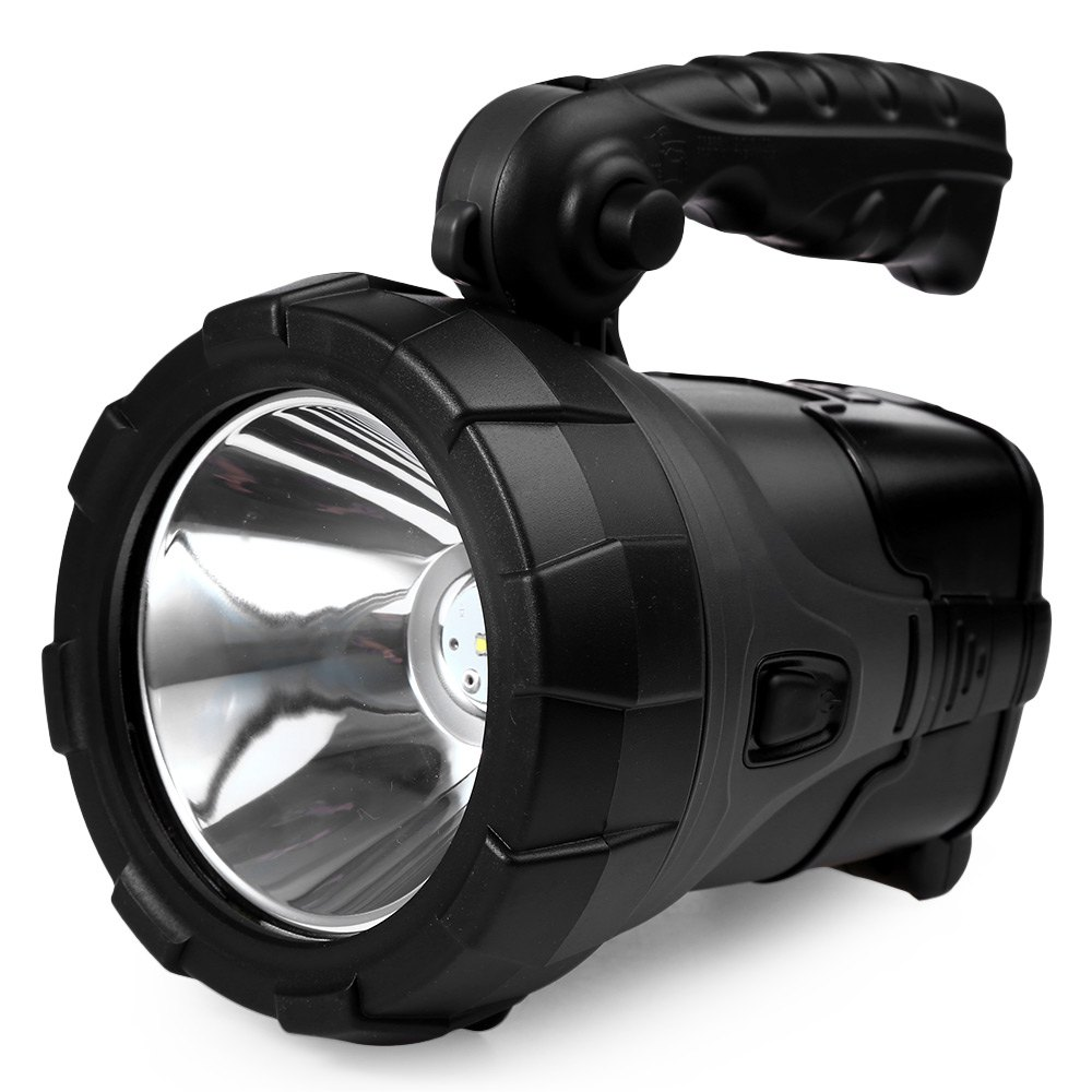18650 ZUKE ZK2128A Rechargeable Solar Spotlight LED Adjustable Handle LED Flashlight For Outdoor Camping Hunting(China (Mainland))