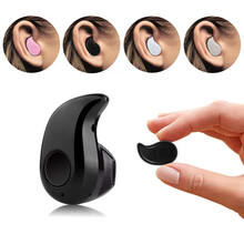 Mini Style Bluetooth Earphone Wireless S530 In Ear Bluetooth Headsets Stealth Handsfree Earbuds Universal For iPhone Xiaomi 1pc(China (Mainland))